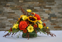 The Finishing Touch from Hafner Florist in Sylvania, OH