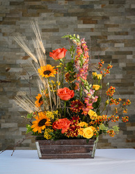 Autumn Garden from Hafner Florist in Sylvania, OH