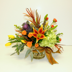 Fun Fall from Hafner Florist in Sylvania, OH