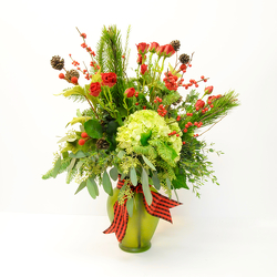 Heartfelt Holidays from Hafner Florist in Sylvania, OH