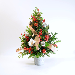 Rustic Christmas from Hafner Florist in Sylvania, OH
