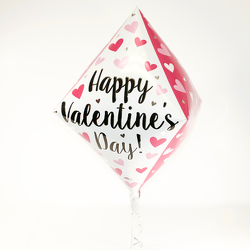 Valentine's Angle Balloon from Hafner Florist in Sylvania, OH