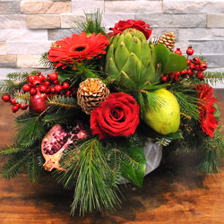 Good Tidings from Hafner Florist in Sylvania, OH