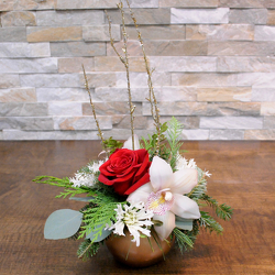 Lovely Holiday from Hafner Florist in Sylvania, OH