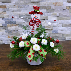 Frosty from Hafner Florist in Sylvania, OH