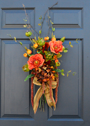 Fall Swag from Hafner Florist in Sylvania, OH