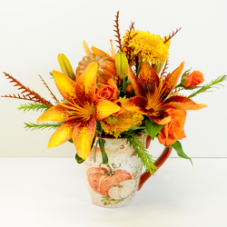 Happy Autumn Mug from Hafner Florist in Sylvania, OH