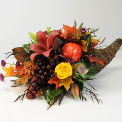 Horn of Plenty from Hafner Florist in Sylvania, OH