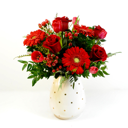 Red Is For Love from Hafner Florist in Sylvania, OH