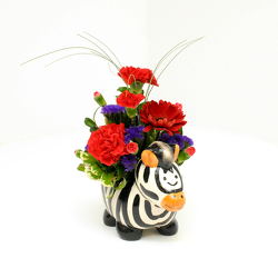 Stripes from Hafner Florist in Sylvania, OH