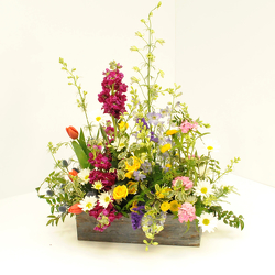 Wildflower Garden from Hafner Florist in Sylvania, OH