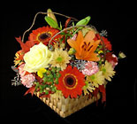Shades of Autumn from Hafner Florist in Sylvania, OH