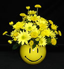 Put on a Happy Face from Hafner Florist in Sylvania, OH