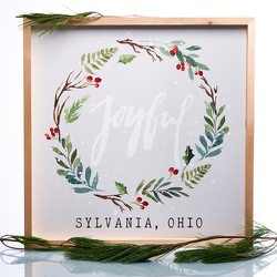 Joyful Sylvania from Hafner Florist in Sylvania, OH