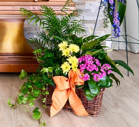 Celebration of Life Planter from Hafner Florist in Sylvania, OH