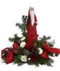 Father Christmas from Hafner Florist in Sylvania, OH