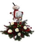 Let It Snow from Hafner Florist in Sylvania, OH
