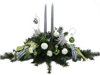 Yuletide Sparkle from Hafner Florist in Sylvania, OH