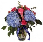 Cool Blue from Hafner Florist in Sylvania, OH