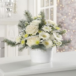 Glacial Whites from Hafner Florist in Sylvania, OH