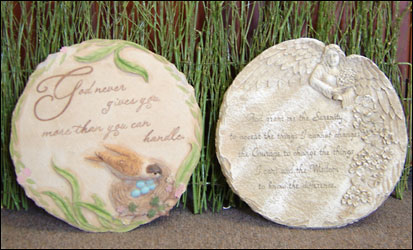 Inspirational Plaques  from Hafner Florist in Sylvania, OH